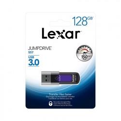 USB 128GB 3.0 Lexar S57 - LJDS57-128ABGN