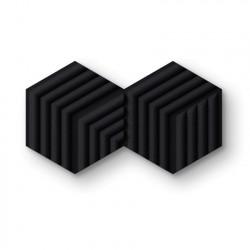Bộ 2 tấm tiêu âm Elgato Wave Panels - Extension Kit Black