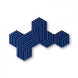 Bộ 6 tấm tiêu âm Elgato Wave Panels - Starter Kit Blue
