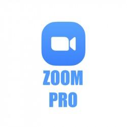Phần mềm họp trực tuyến Zoom Meetings - Pro (1 năm)