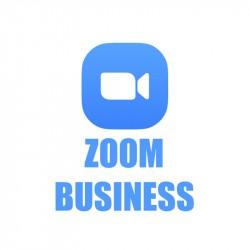 Phần mềm họp trực tuyến Zoom Meetings - Business (1 năm)