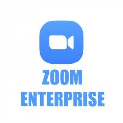 Phần mềm họp trực tuyến Zoom Meetings - Enterprise (1 năm)
