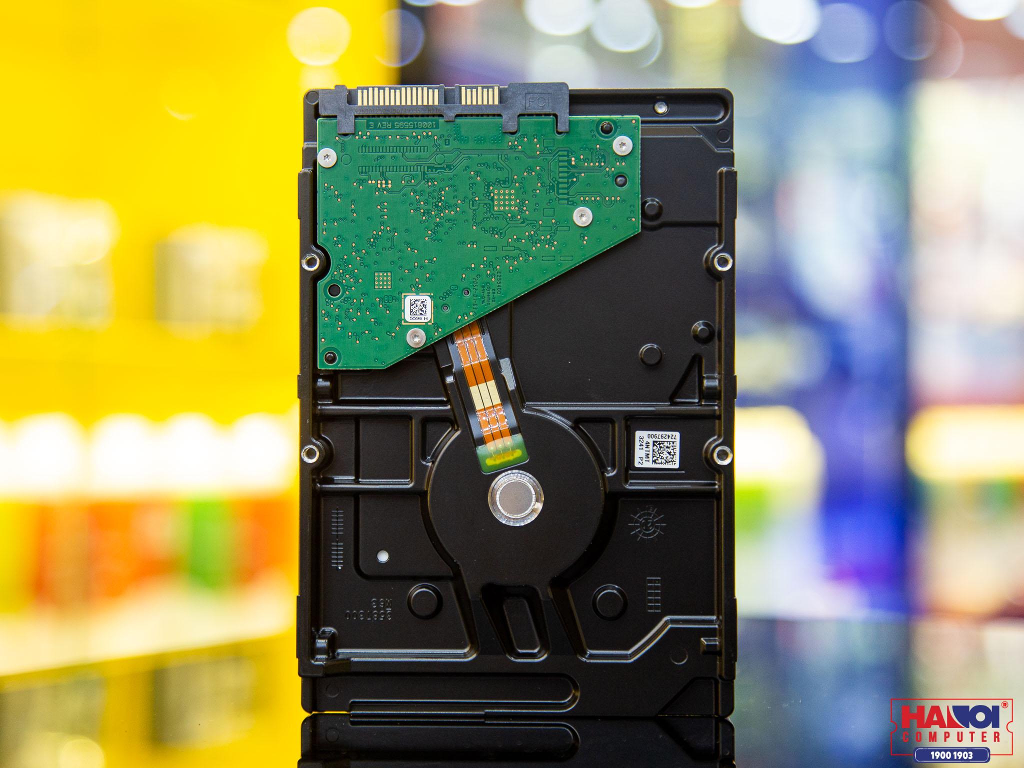Ổ cứng HDD Seagate Barracuda 4TB 3.5 inch 5400RPM, SATA3, 256MB Cache (ST4000DM004)