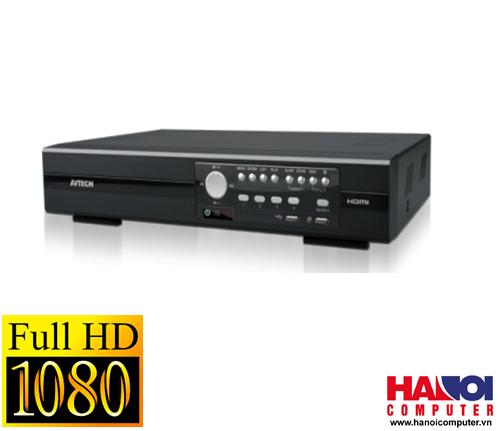 Đầu ghi hình 4 kênh HDCCTV Avtech AVT204