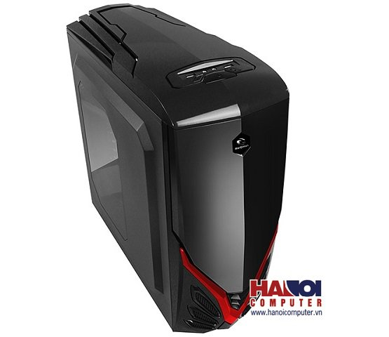 Vỏ Case  Raidmax Viper II A07WBR  (Mid Tower/Màu Đen/Đỏ)