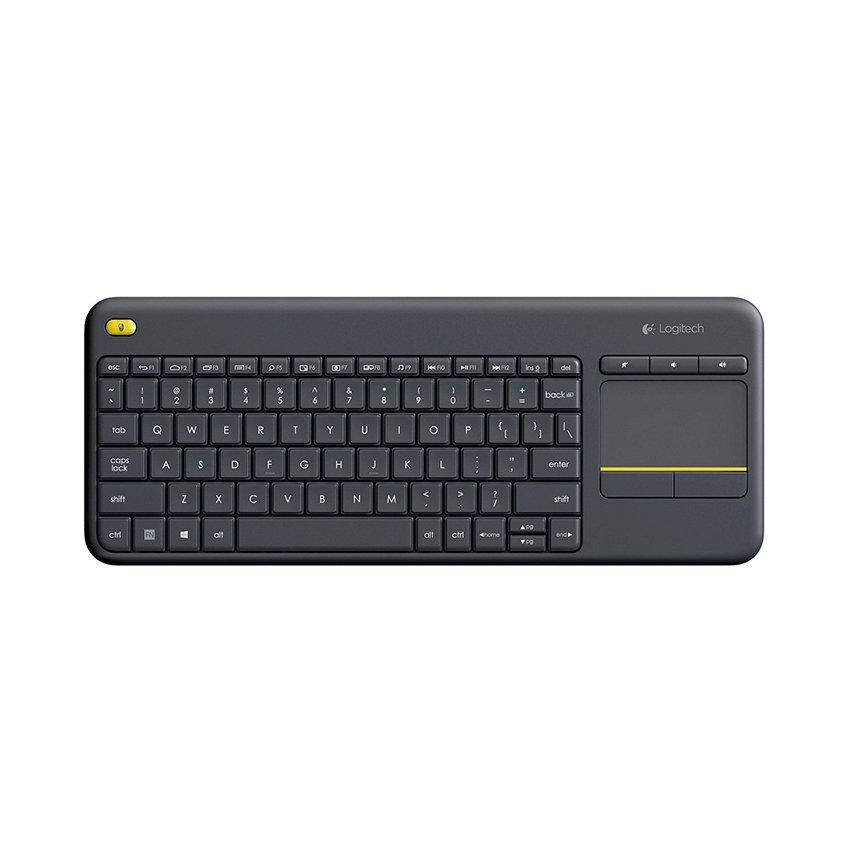 Bộ Keyboard + Mouse Logitech Wireless K400 Plus