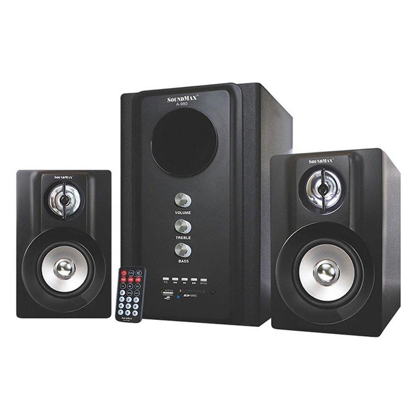 Loa SoundMax A-980 - 2.1 Bluetooth