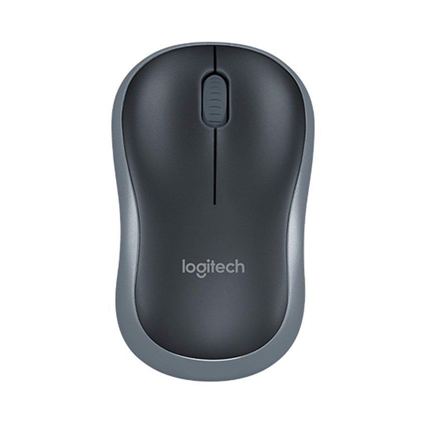 Chuột Logitech B175 Optical Wireless Black