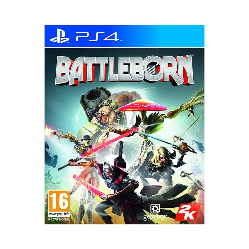 Đĩa game PS4 -  BATTLEBORN PS4