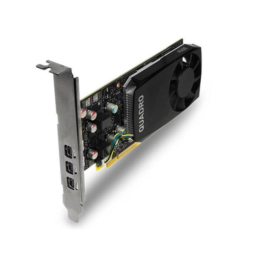 VGA Card LEADTEK nVidia Quadro  P400 2GB GDDR5