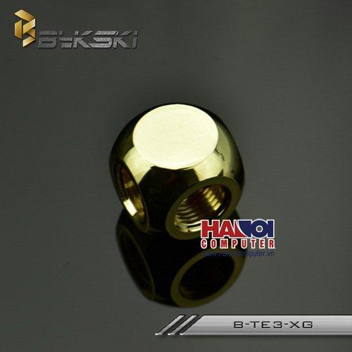 Fitting Bykski Splitter 3F Luxury Gold.