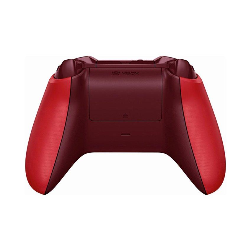 Tay cầm chơi game không dây XBOX ONE S Red