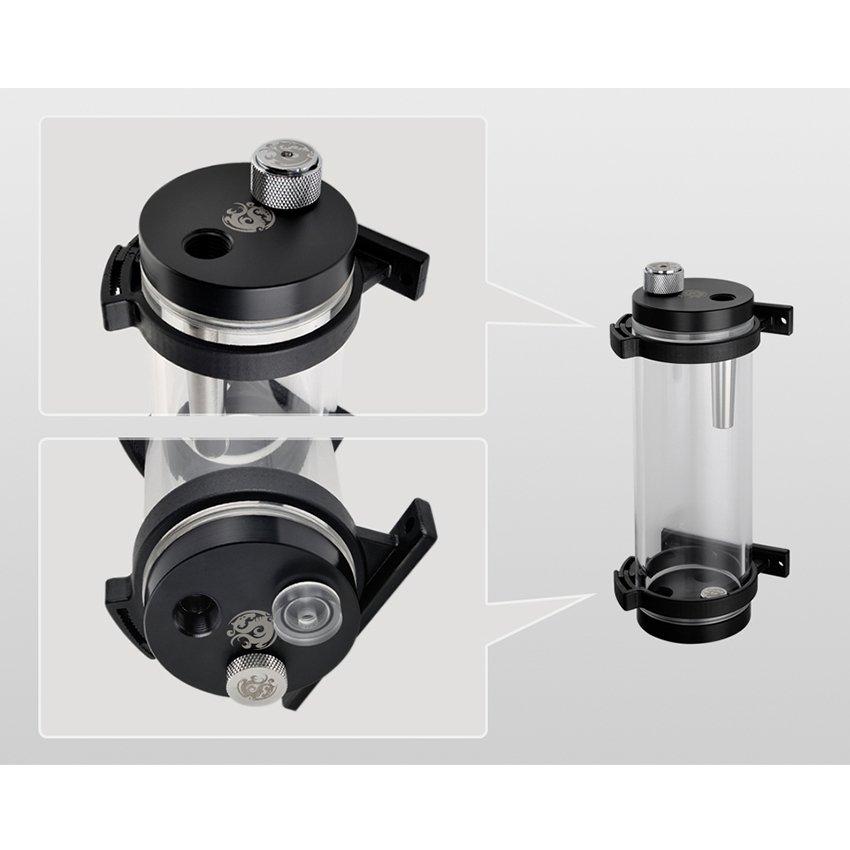 Bitspower Water Tank Z-Multi 150 V2 (Clear Body & POM Version).