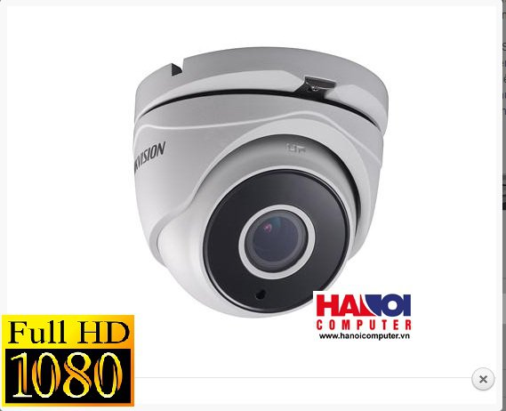 Camera Dome TVI HikVision DS-2CE56D8T-ITM ( chống ngược sáng thực )