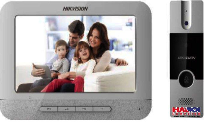 Bộ chuông cửa Hikvision DS-KIS202