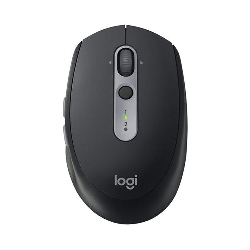 Chuột không dây Logitech M590 Wireless Bluetooth Black