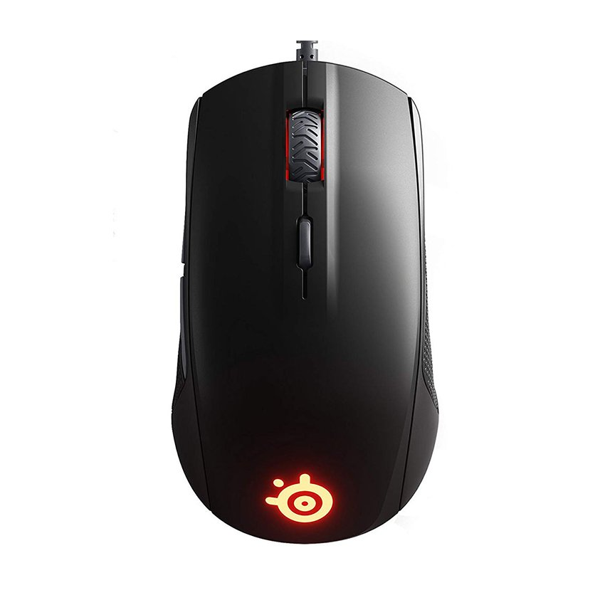 Chuột chơi game SteelSeries Rival 110 Matte Black