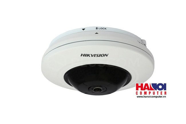 Camera Hikvision Wifi DS-2CD2942F-IWS 180° panoramic