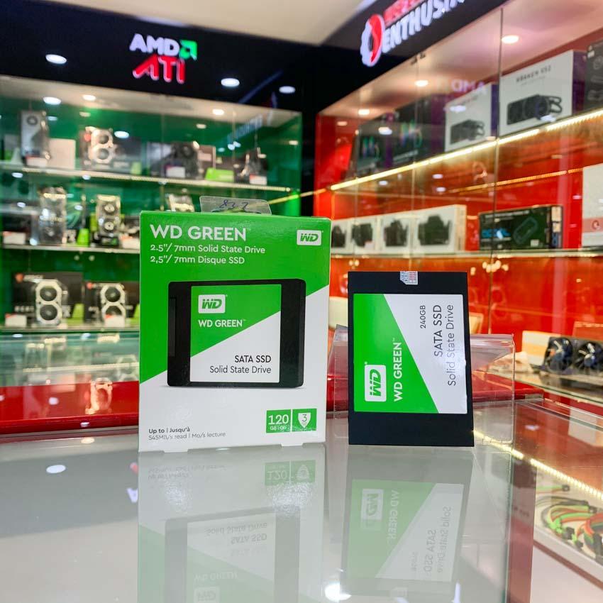 Ổ cứng SSD WD Green 240GB SATA 2.5 inch