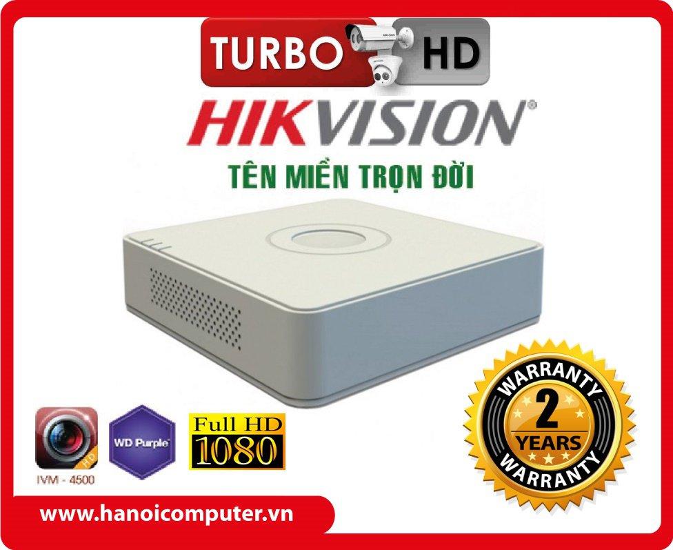 Đầu ghi hình 4 kênh Hikvision DS-7104HQHI-K1 3.0M