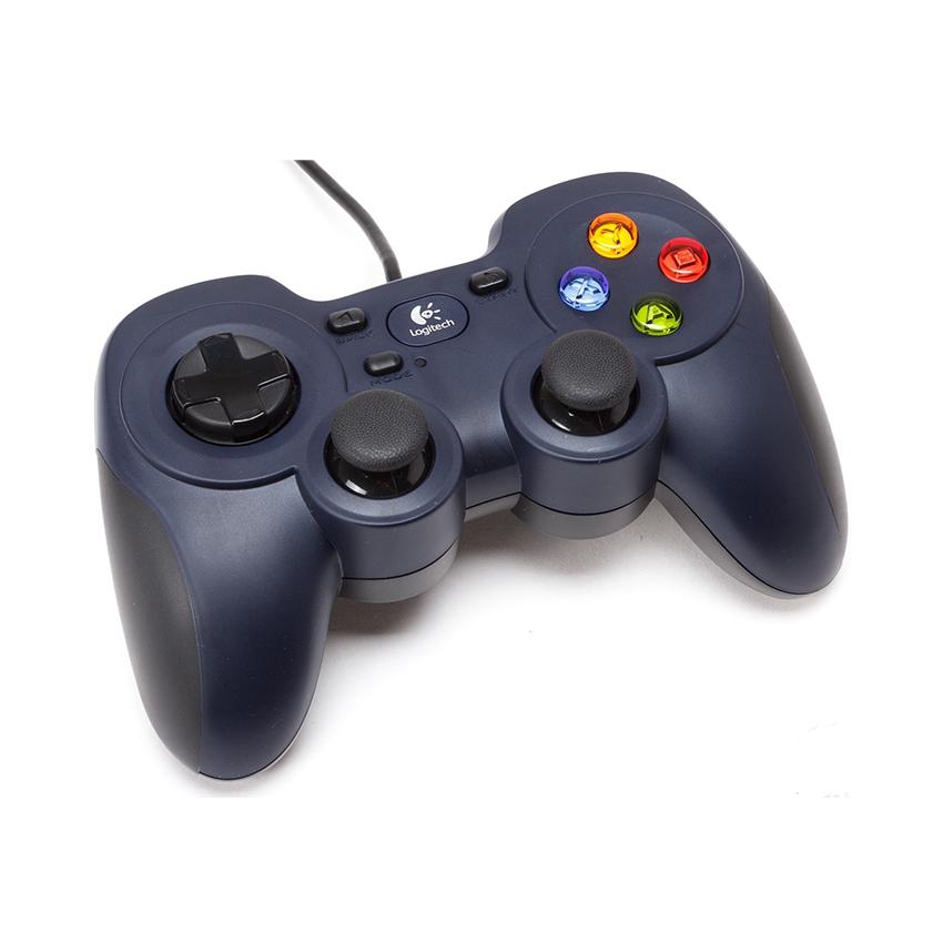 Tay cầm chơi game có dây Logitech F310