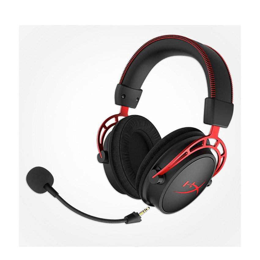 Tai nghe Gaming Kingston HyperX Cloud Alpha Red (HX-HSCA-RD/AS)