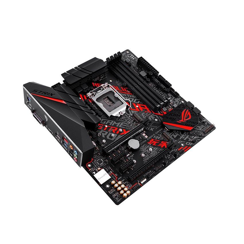 Mainboard ASUS ROG STRIX B360-G GAMING (Intel B360, Socket 1151, m-ATX, 4 khe RAM DDR4)