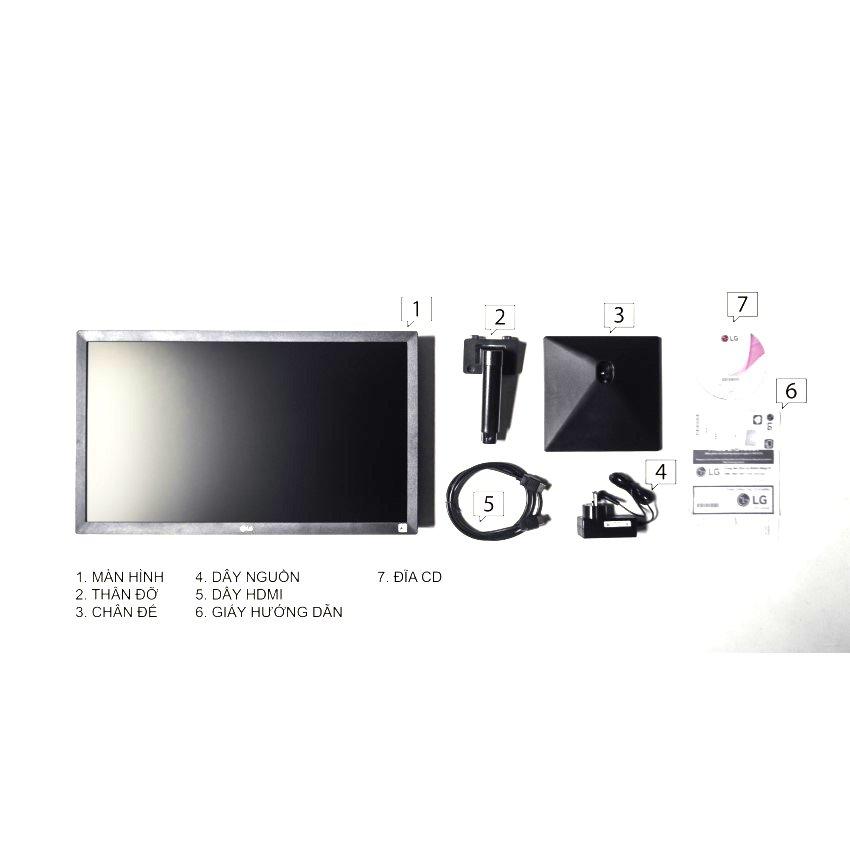 Màn hình LG 22MK430H-B (21.5 inch/FHD/LED/IPS/250cd/m²/HDMI+VGA/60Hz/5ms)