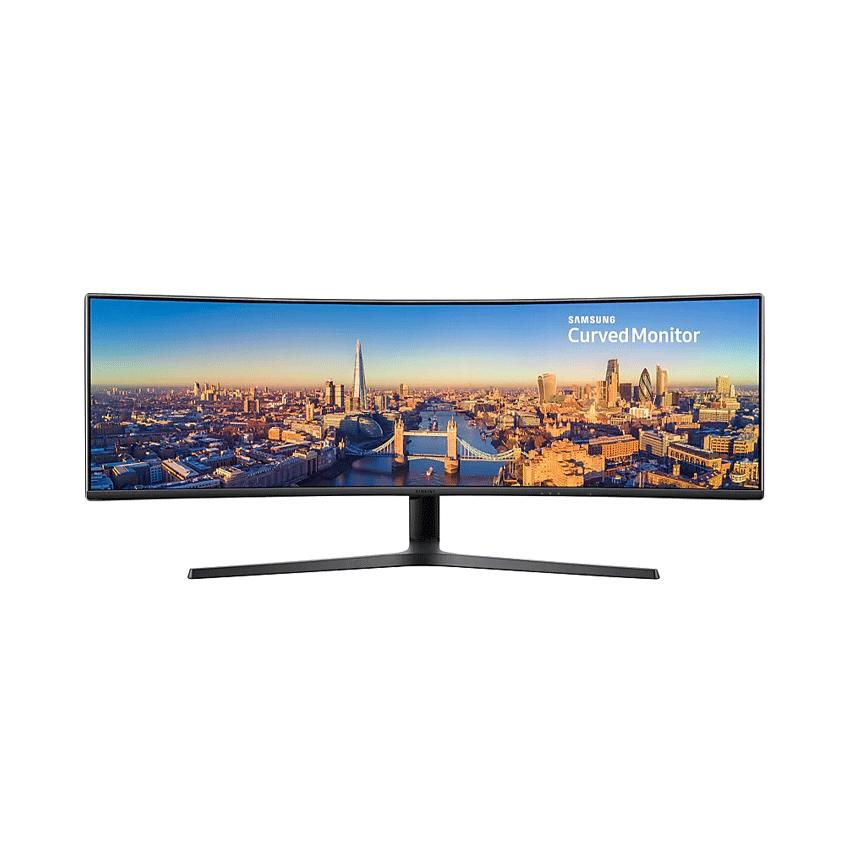 Màn hình Samsung LC49J890 (49 inch/WQHD/VA/350cd/m²/DP+HDMI/32:9/144Hz/1ms/Màn hình cong)