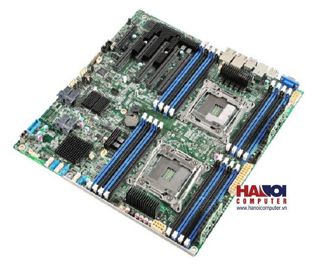 Mainboard Intel Server Board S2600CW2SR (Dual CPU / Socket R3 - LGA 2011-3)