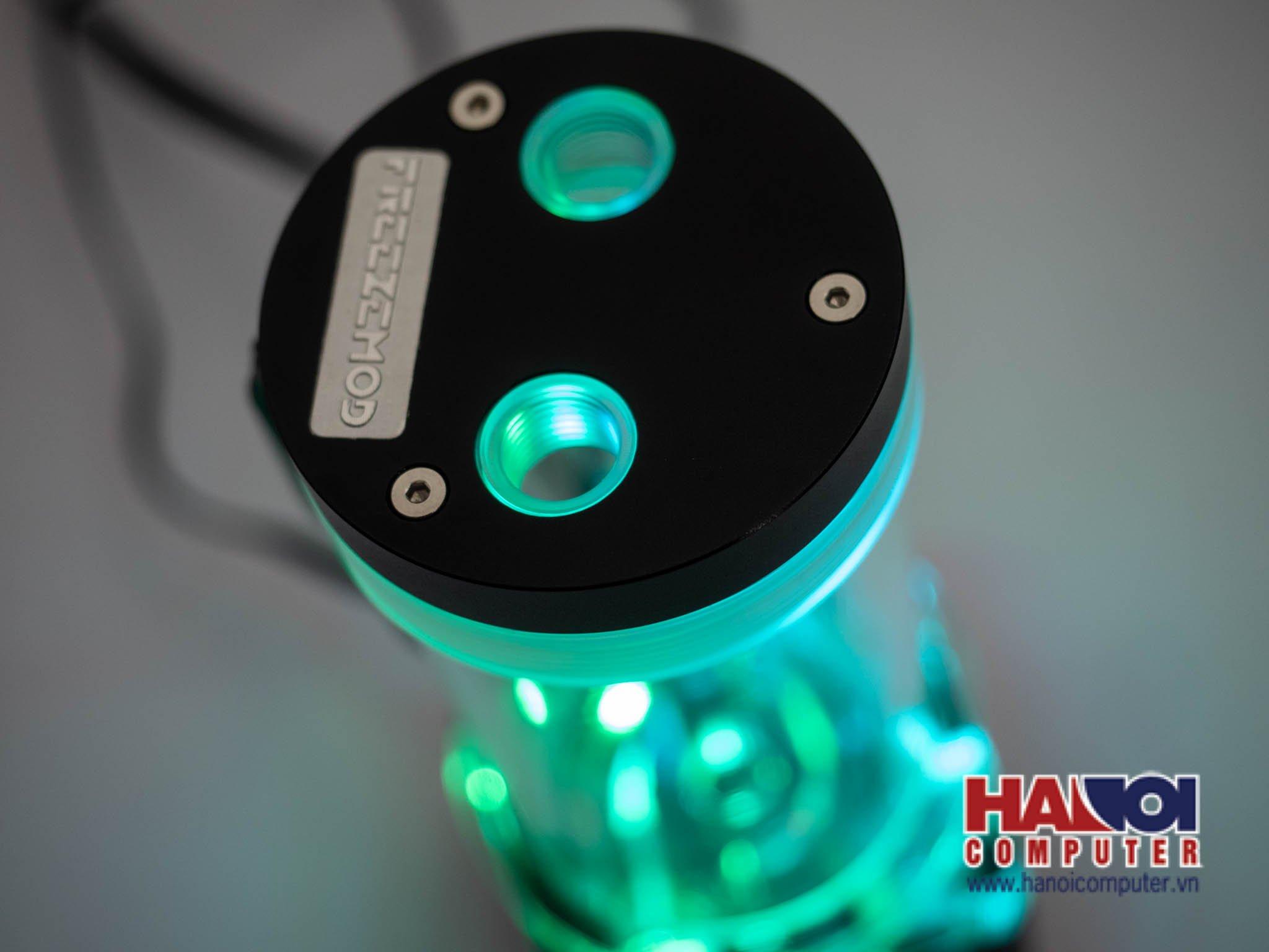 Tản nhiệt nước Custom Freezemod Rainbow RGB Kit ( Intel LGA 115X - 20XX )