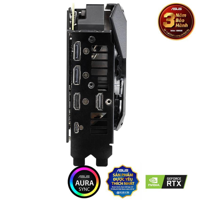 Vga Card ASUS ROG STRIX RTX 2080 - O8G - GAMING