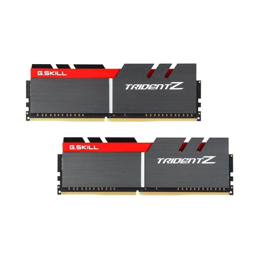 RAM Desktop Gskill Trident Z (F4-3000C15D-16GTZ) 16GB (2x8GB) DDR4 3000MHz
