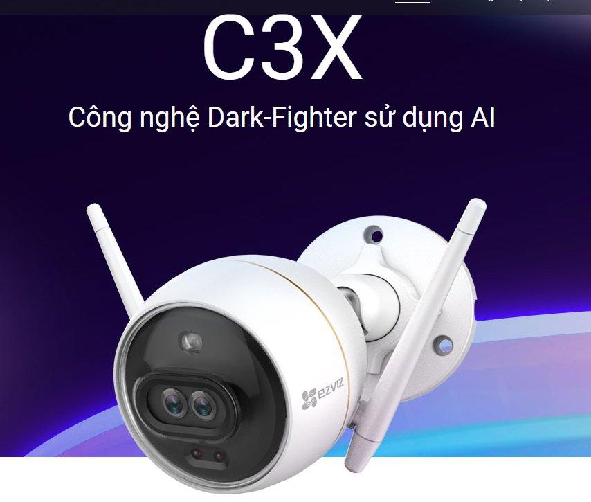 Camera EZVIZ Outdoor CS-CV310-C0-6B22WFR ( C3X )