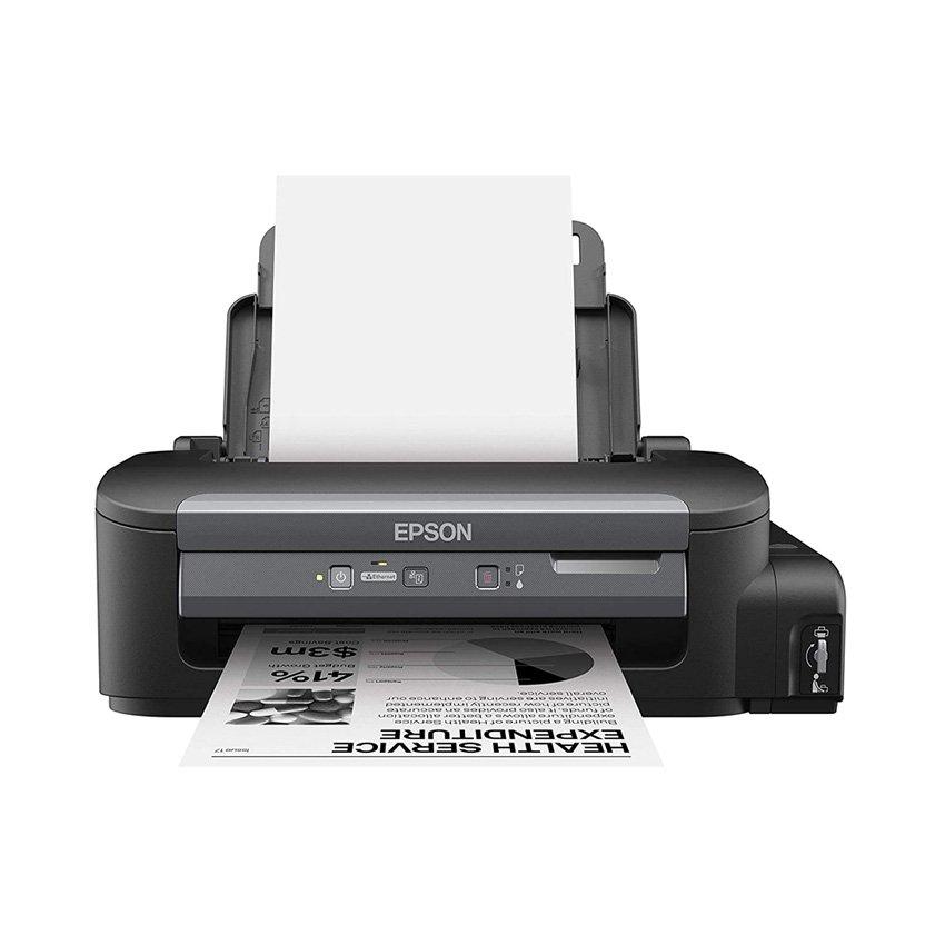 Máy in Epson M100 (In phun màu đen)