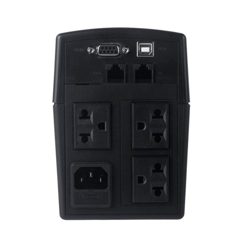 Bộ lưu điện UPS Cyber Power VALUE600EI-AS