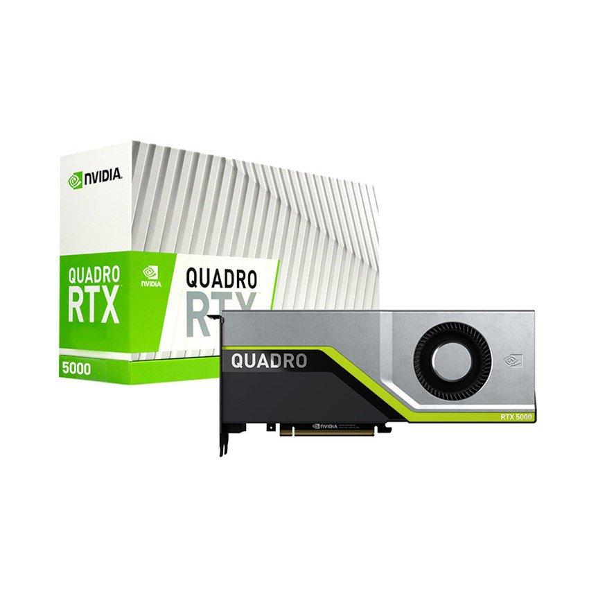 VGA Card LEADTEK nVidia Quadro RTX 5000 16GB GDDR6