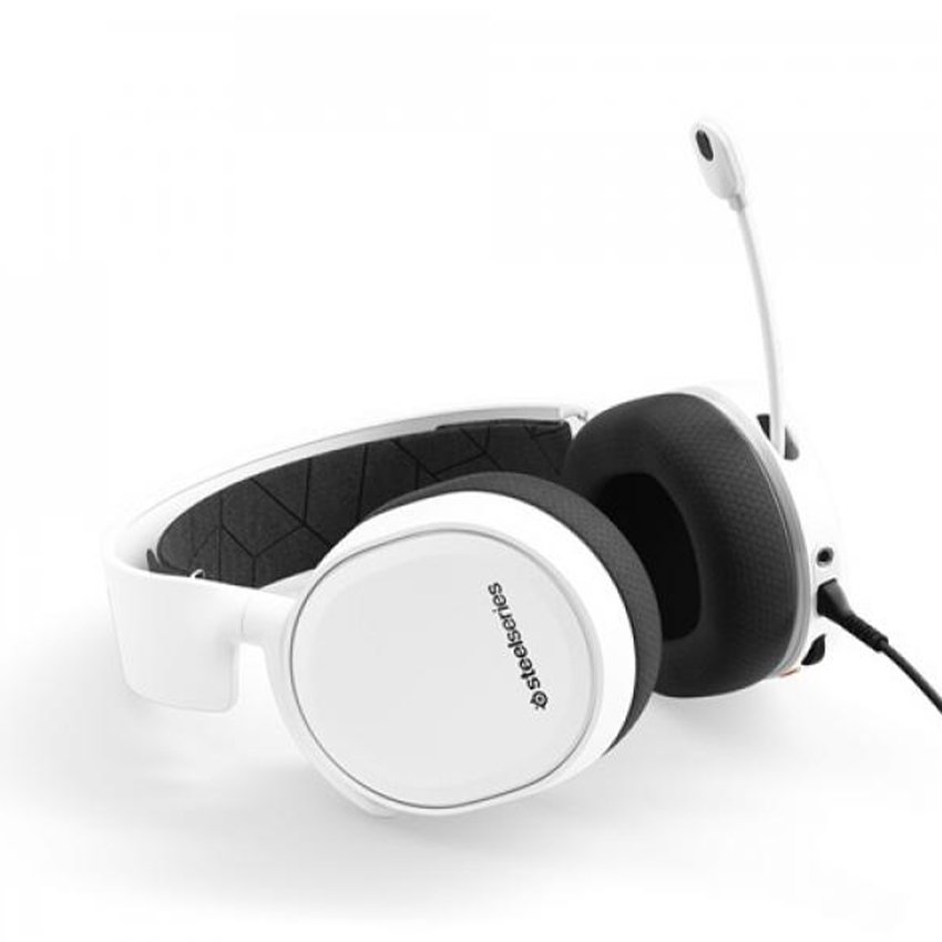 Tai nghe SteelSeries Arctis 3 Edition White 61506