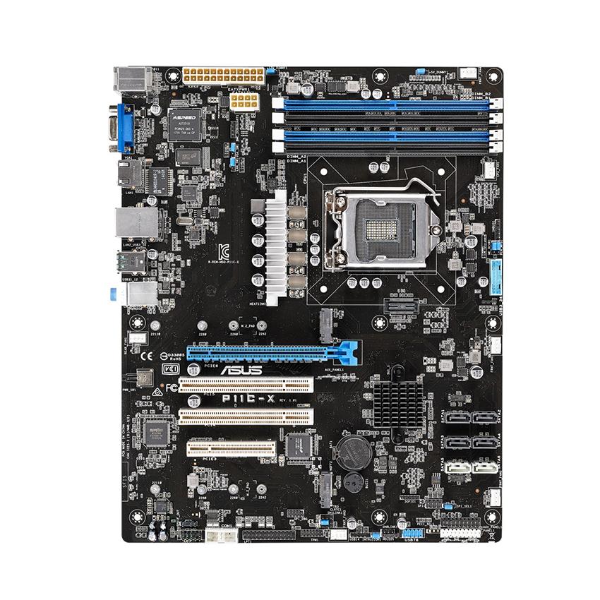 MainboardAsusP11C-X/AUDIO (Server / Workstation)