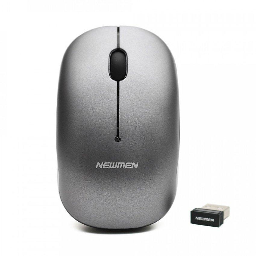 Chuột Newmen F278 Single Wireless Gray