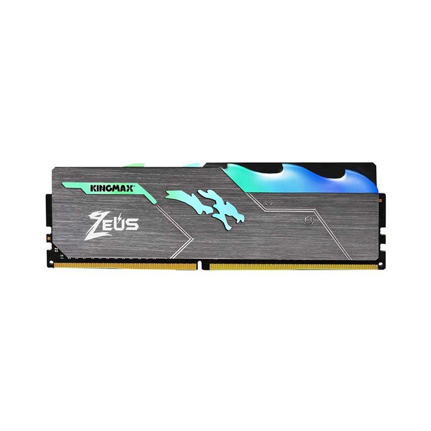 RAM Desktop Kingmax Zeus Dragon RGB (KMAXD4RGB16GB3000) 16GB (1x16GB) DDR4 3000MHz