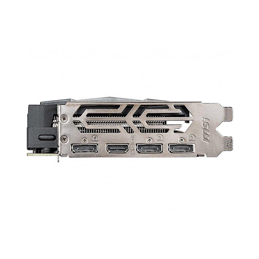 Card màn hình MSI GTX 1660 GAMING X (6GB GDDR5, 192-bit, HDMI+DP, 1x8-pin)
