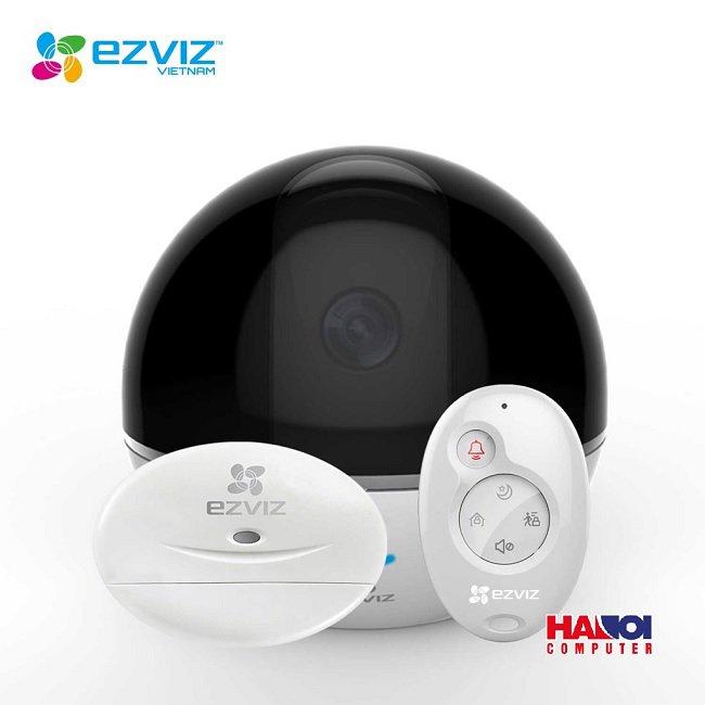Camera EZVIZ CS-CV248 ( 1080P, C6T with RF, tích hợp trung tâm báo động )