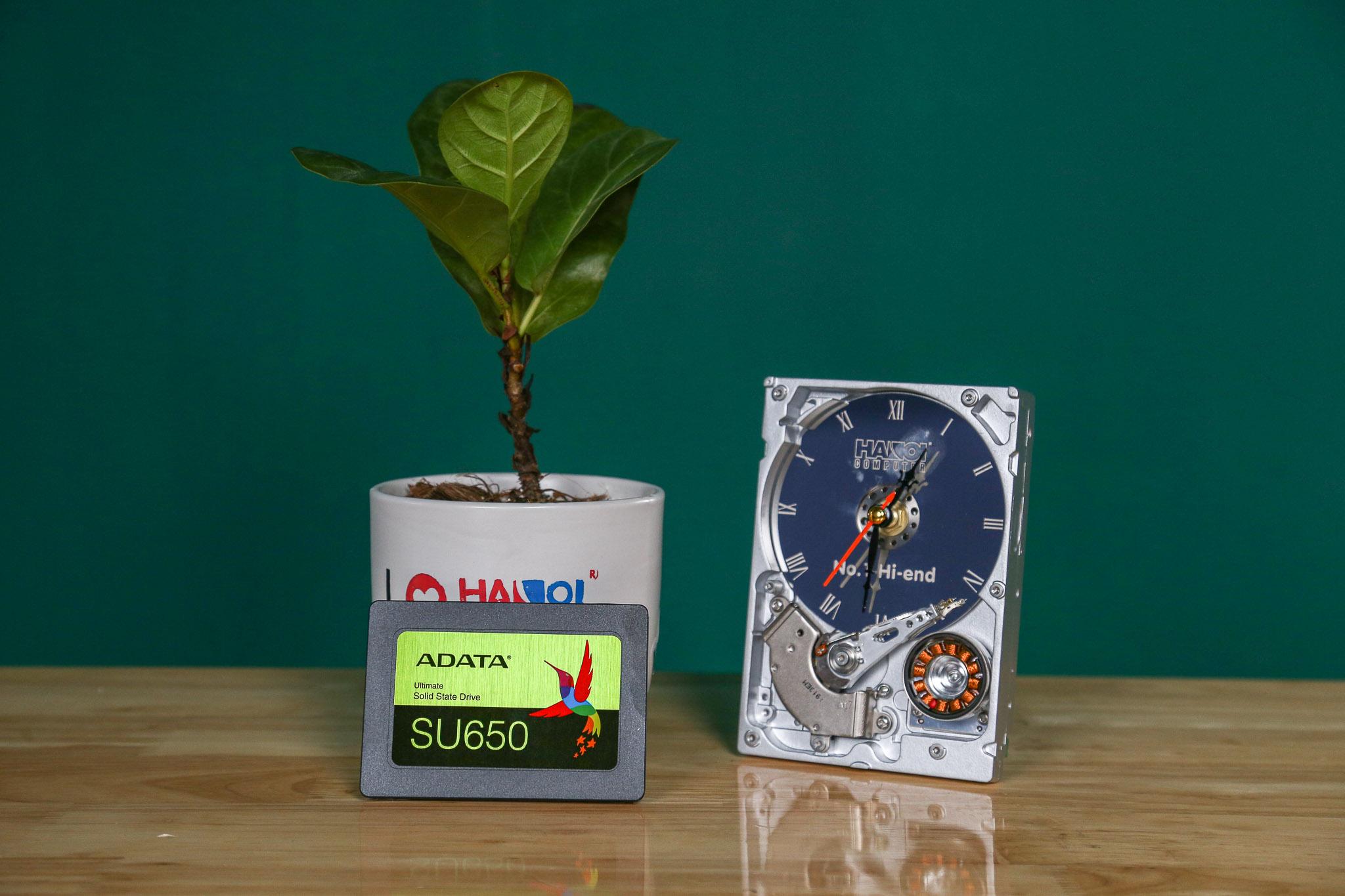 Ổ cứng SSD Adata SU650 120GB 2.5 inch SATA3