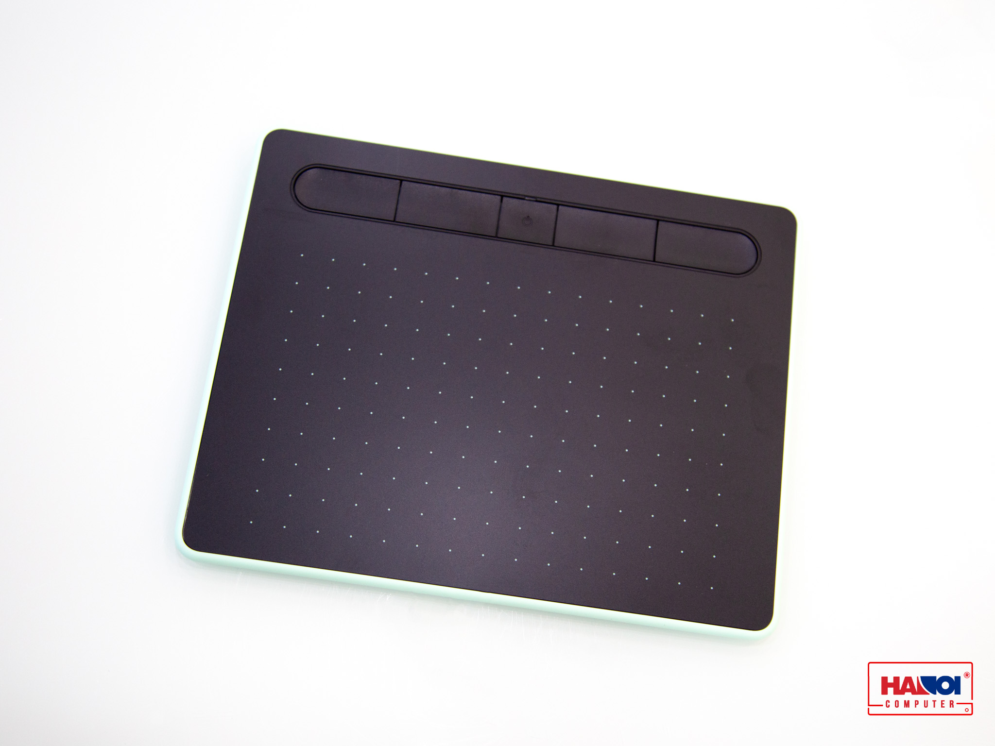 Bảng Vẽ Wacom Intuos S, Bluetooth, Pistachio (CTL-4100WL)