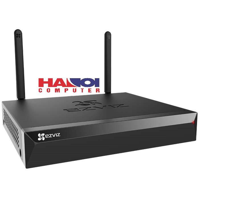 Đầu ghi 4 kênh Wifi Ezviz CS-X5S-4W
