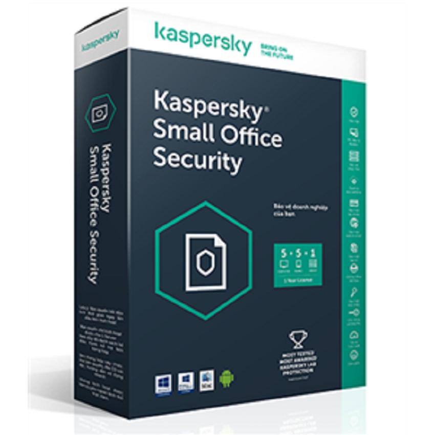 Kaspersky KSOS 1 Server+10PC/1Năm