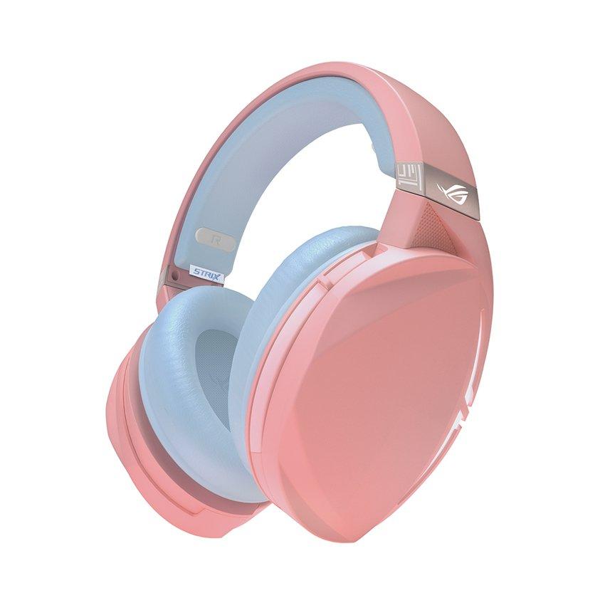 Tai nghe ASUS ROG Strix Fusion 300 Pink