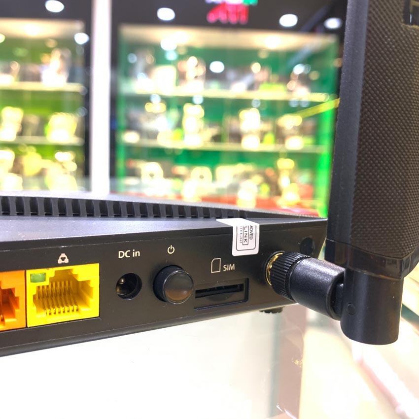 Bộ phát Wifi di động 4G Totolink LR1200E, băng tần kép AC1200