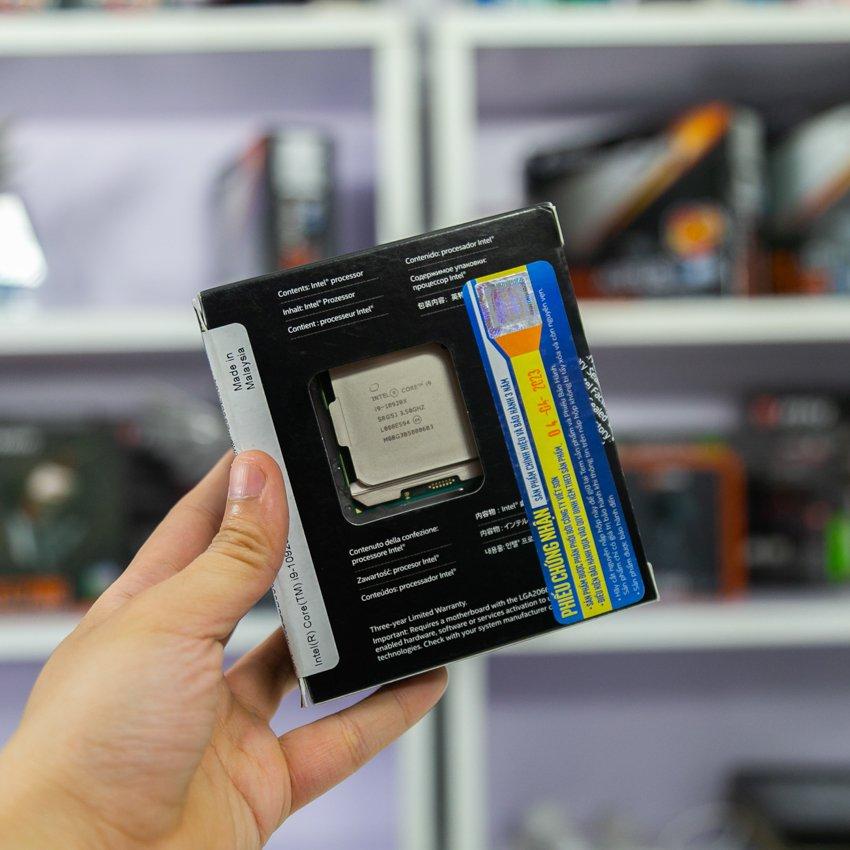 CPU Intel Core i9-10920X